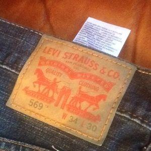 Levi's Jeans - Levi's   men's blue Jeans NWT